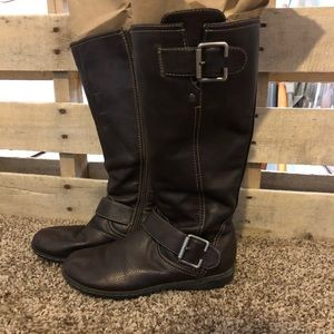 Adorable Girls B.O.C. Leather Boots